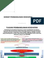 kebijakan kesmas 2016