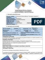 Guía de actividades y rúbrica de evaluación - Paso 3 - Uso de Linux