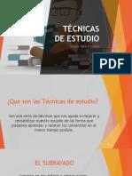 Metodos y Técnicas de Estudio