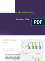 Cannafarm Growing Business Plan