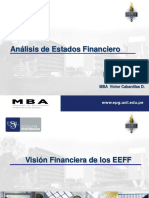 Unidad 2 - Estados Financieros y Analisis Financiero