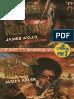 Inferno de Neutron Ilha Da Magia - James Axler