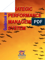 Guidebook on the Strategic Performance Management System