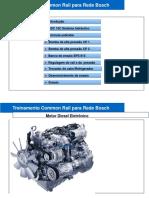 Treinamento Common Rail Bosch.