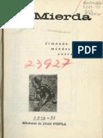 la mierda. A Méndez Carrasco.pdf