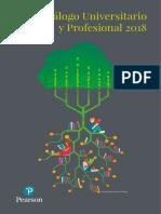 Catalogo Universidad y Profesional 2018