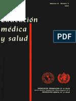 Educacion Medica y Salud (8), 4