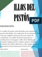 Anillos Del Piston