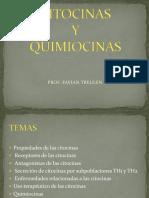 Citoquinas y Quimioquinas