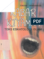 Kabar Kiyamat Teks Eskatologi Islam %282002%29