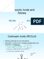 Lec 2 Carboxylic Acids and Nitriles Ch 20modified