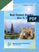 Bali Dalam Angka 2011