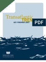 Transatlantic Trends 2007