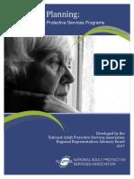 Discharge Planning Brochure