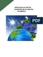 Propuesta Reforma Energetica