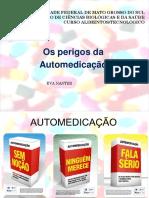 automedicação apresentação