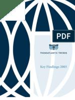 Transatlantic Trends 2005