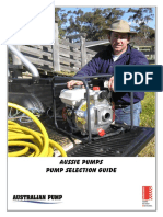 API Pump Selection Guide
