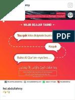 Silsilah Tauhid HSI.pdf