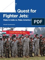 India's Quest for Fighter Jets