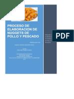 DocumentSlide.org-Informe de Laboratorio de Nuggets de Pescado y Pollo