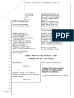 Pierce v. Ducey, proposed briefing