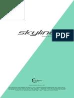 Manual Do Cliente Skyline 12 2016