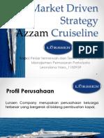 Strategy Pemasaran Pariwisata Revisi.lurssen_MDS(Azzam Cruiseline)@Leonsiana Naro_1100959_A