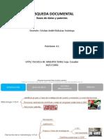 02 Busqueda Documental Bases de Datos Patentes 20161017 2