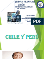 Hermelinda Handry Yoly Monica Peru y Chile