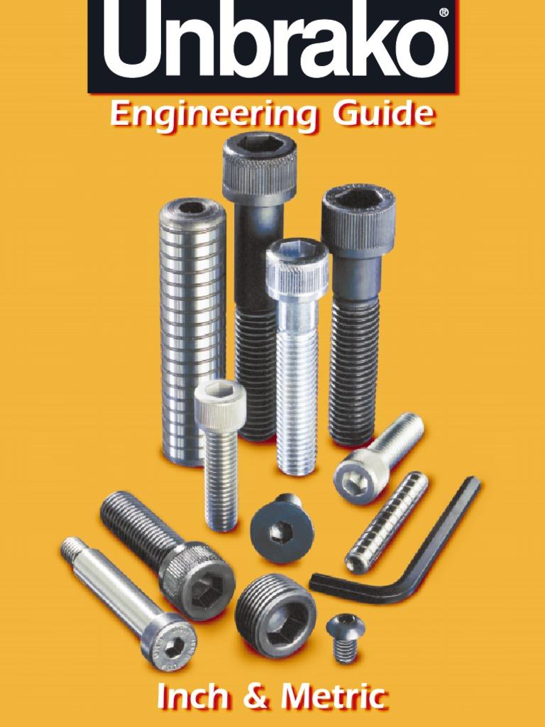 1//8 Diameter Alloy Steel Dowel Pin Unbrako 1//2 Long