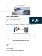 Sensor Ultrasonido1