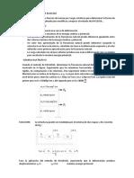 Metodo Modificado de Rayleigh