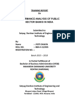 Performance Analysis of Public