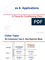 Chiller Types & Applications