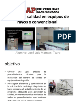 Control de Calidad Rx Conv..