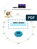 A Hero's Journey Pattern