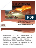 Control Del Fuego