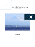 Foundations in Statistical Reasoning