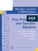 Free Probability and Operator Algebras