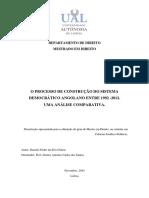 O Processo de construcao do sistema democratico angolano entre 19922012 uma analise comparativaDamiao.pdf