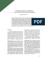 A centralização política e sua influência no desenvolvimento da sociedade civil angolana - RODRIGO DE SOUZA PAIN