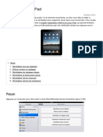Reinitialiser Un iPad 2014 Oevf3w