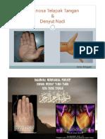 Diagnosa Telapak Tangan & Denyut Nadi