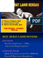 236012886 Bayi Berat Lahir Rendah Ppt