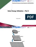 Solar Energy Utilization_Part3