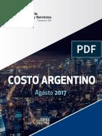 52_CAC - Costo Argentino - Agosto 2017