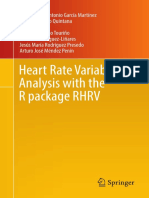 Kubios HRV 2 2 Users Guide (1) | Spectral Density | Heart Rate