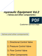 Hydraulic Equipment Vol.2  Valves and Other components 07070.ppt