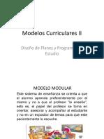 Mode Los Curricular Es